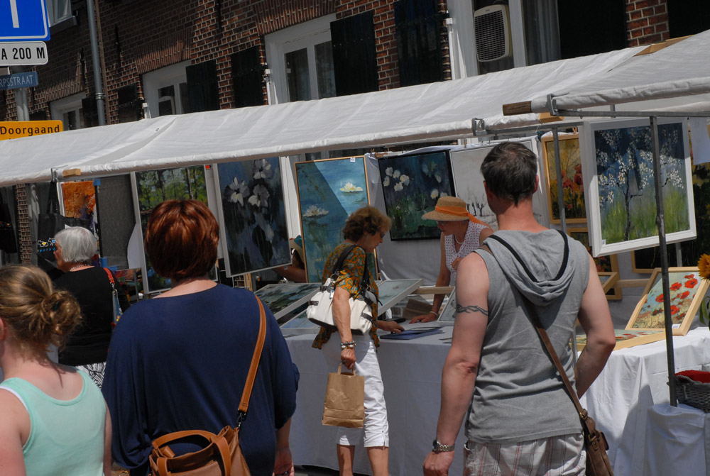 Kunstmarkt Hummelo (Jul \'15)